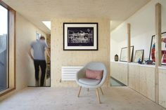 Image 1 of 16 from gallery of Gallery House  / Studio Octopi. Photograph by Jack Hobhouse