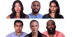 Nine American citizens describe their struggle to belong in a nation that both embraces and rejects them.
