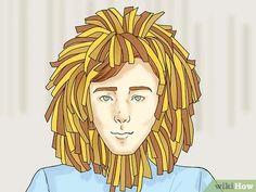 Image titled Make a Lion Costume Step 20