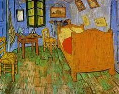 La chambre á coucher
