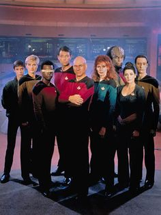 10 Things You Probably Didn't Know About Star Trek: The Next Generation