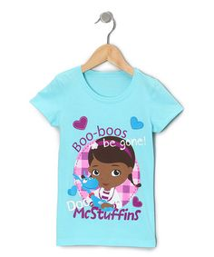 Look at this #zulilyfind! Cancun Doc McStuffins 'Boo-Boos Be Gone' Tee - Toddler #zulilyfinds