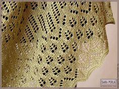 Платья ручной работы. Ярмарка Мастеров - ручная работа Платье вязаное Олива. Handmade.