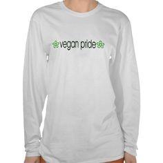 Vegan Pride shirt