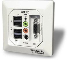 Wall Socket PC