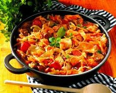 Ingredients # 2 large onions , chopped # medium carrots , peeled and sliced # medium bell peppers , seeded and chopped (any colo. Scottish Recipes, Turkish Recipes, Romanian Recipes, Ethnic Recipes, Good Food, Yummy Food, Vegetable Stew, Tzatziki, World Recipes