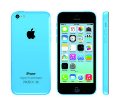 "The iPhone 5C is ""unapologetically plastic."""