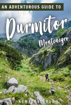 Durmitor National Park in Montenegro has some of the most scenic views in all of Europe! From hiking to rafting and more, here are all the adventurous things to do! Europe Travel Guide, Travel Guides, Montenegro Travel, Montenegro Kotor, Adventurous Things To Do, Fun Things, Outdoor Reisen, Road Trip Destinations, Travel Photos