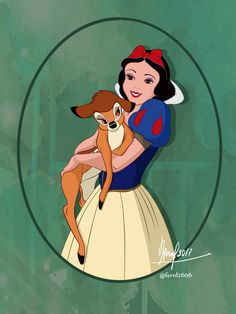 SNOW WHITE AND FRIEN