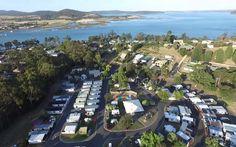 Big 4 Ulverstone #HolidayPark Caravan Parks, Holiday Park, Australia, Big