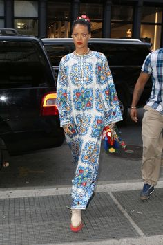 Amal Clooney, Kim Kardashian West, and Rihanna on Memorial Day Weekend Style