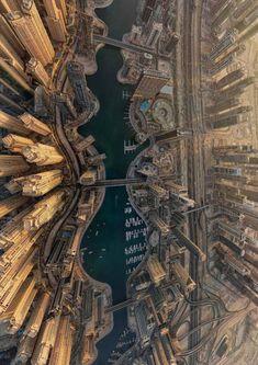 24 Stunning Aerial Photos Of Cities Around The World - UltraLinx