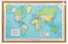 Personalised places we have been world map! We have been to so many places!  Last time through customs, lost all my WEN hair products! LOL, tip if you go trough customs put hair products in checked bags, said f they would have been in checked bags instead of carry on t would have been fine