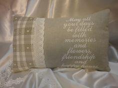 Throw Pillows, Memories, Flowers, Memoirs, Toss Pillows, Souvenirs, Florals, Decorative Pillows, Decor Pillows
