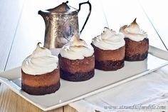 Chocolate Mousse Meringue Cake – gluten-free
