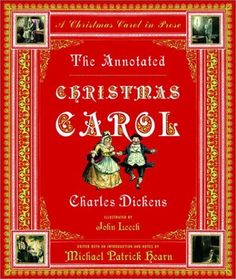 Charles Dickens A Christmas Carol....all time classic!!