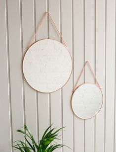 Copper Mirror - Small or Large buy online now from Rose and Grey, eclectic home accessories and stylish furniture for vintage and modern living. Blush And Copper Bedroom, Gold Bedroom, Bedroom Vintage, Dream Bedroom, Home Interior Accessories, Vintage Home Accessories, Copper Bedroom Accessories, Home Bedroom Design, Bedroom Decor