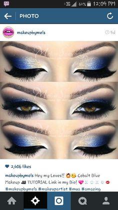 One of my favorite makeup artist