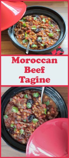 Let the mouth-watering aromas of this delicious healthy Moroccan beef tagine permeate every part of your kitchen! Packed full of essential vitamins and minerals, and all done in one pot, you'll love this simple, tasty, healthy family dish.