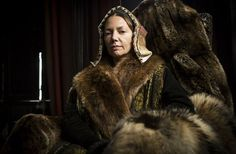 Katherine of Aragon - Wolf Hall