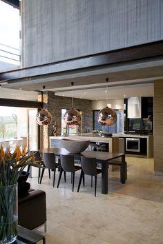Modern interior @ modern mansion in South Africa