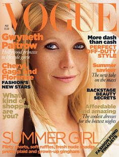 May 2010 Gwyneth Paltrow wears draped silk dress, £1,809,Vionnet, at Selfridges. All make-up by Estée Lauder. Hair: Neil Moodie. Make-up: Val Garland. Nails: Lorraine Griffin. Fashion editor: Lucinda Chambers