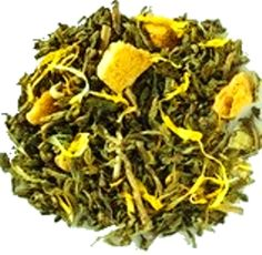 This high quality certified  Organic full leaf Green tea infused with real mango pieces is a perfect marriage of smooth green tea with fresh mango. For mango lover this is the tea for you. Drink and serve cold or hot:http://www.organicteaetc.com/products/organic-green-mango-tea/