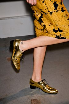 The Best Shoes From Fall 2012 Fashion Week: Glamour.com