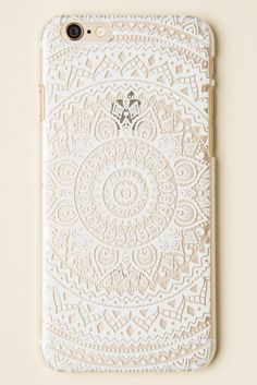 Brandy ♥ Melville | Boho Sketch iPhone 6 Case - iPhone Cases - Accessories