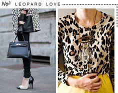 Marcus Design: {5 fashion trends for fall} Leopard