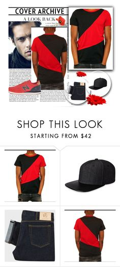 """""""kantasou.bigcartel.com"""" by lejla150 ❤ liked on Polyvore featuring Gents, New Balance Classics, men's fashion and menswear"""