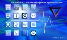 CareMate Pro inter-connects all hospital departments and offers faster information access to improve the quality of patient care and the resultant bed turnover in the hospital.  For better patient management consider implementing a hospital management software, Call our PR at +1 917 717 9985 or email at connect@viltco.com, to get further details  #CareMatePro #hospitalmanagementsystem #HMSbyViltco #hospitalmanagementsysOdoo #Odoo13 #hospitalsysSaaS #hospitalsoftware… Cyber Attack, Software Development, Vulnerability, Monitor, Management, Usa, Diets, Connect, Travel Destinations