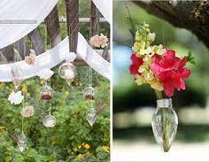 Decoração com flores - Pesquisa Google