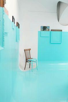 antivegetativa art installation italian artist davide Delia