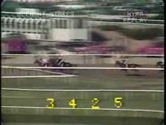 1978 Belmont Stakes - Affirmed duels Alydar for the Triple Crown.