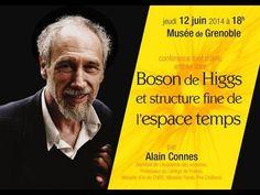 Conférence grand public d'Alain Connes à Grenoble - YouTube