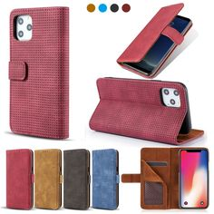 mesh vintage leather wallet case for Apple iPhone 11 / 11 Pro /11 Pro Max.   for retail sales, please click the link as below to put the order directly.  for wholesale, please contact us by email: yeshixie@foxmail.com or Wechat: Yeshi3C.  thanks Iphone 11, Apple Iphone, Iphone Cases, Vintage Leather, Leather Wallet, Pouch, Mesh, Retail, Link