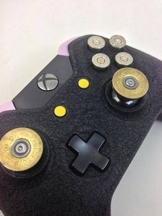 This xbox one controller is awesome!  Etsy listing at https://www.etsy.com/listing/205784113/custom-xbox-one-controllers-hydro-dipped