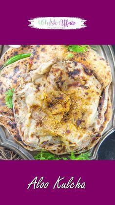 Kulcha Recipe, Naan Recipe, Lassi Recipes, Bistro Food, Paratha Recipes, Veg Dishes, Indian Dessert Recipes, Air Fryer Recipes Easy, Vegetarian Snacks