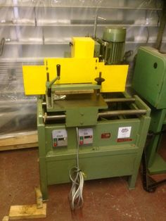 #Used #Woodworking #machines for sale Vancouver Coast Machinery Group Inc. http://www.coastmachinery.com