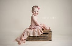 Inspiring Image of the Week | featuring Sugarlily Studios on LearnShootInspire.com #baby #photography #photographer