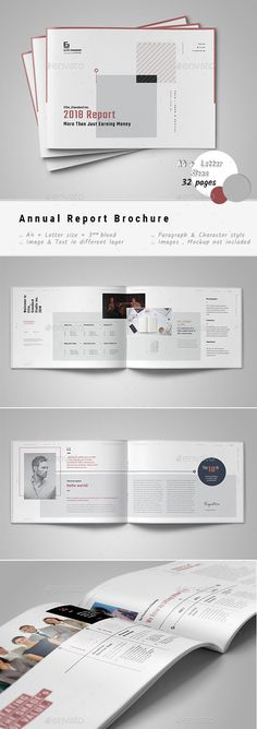 Annual Report Word Annual Business Report Templates Pinterest - business annual report template