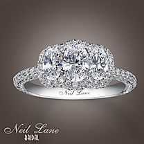 This is absolutely 100% my dream engagement ring, I know it's kind of expensive but I would DIE if I got this! Neil Lane Bridal® 2 1/3 Carat t.w. Diamond Ring :)