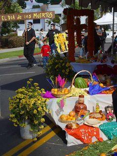 How to Celebrate Day of the Dead (Dia De Los Muertos) via www.wikiHow.com