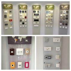 The Group boasts 100 wiring device ranges to meet all your needs #INNOVAL #arteor #adorne #livinglight #celiane #adorne #mosaic #plexo #axolute #matix #valena #soliroc #synergy ... #Legrand #Bticino ...