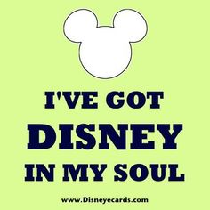 Disney In My Soul