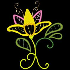 Jacobean Embroidery Patterns | ... about JACOBEAN LACE FLOWERS - 36 MACHINE EMBROIDERY DESIGNS (AZEB