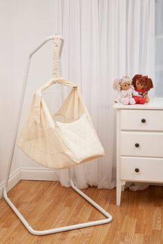 poco baby hammock  raw cotton with frame baby hammock sleeper   hammock baby   nurseries i like   pinterest      rh   pinterest