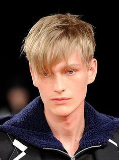 Medium Men's Hair Styles