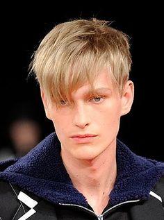 Medium Men Hairstyles